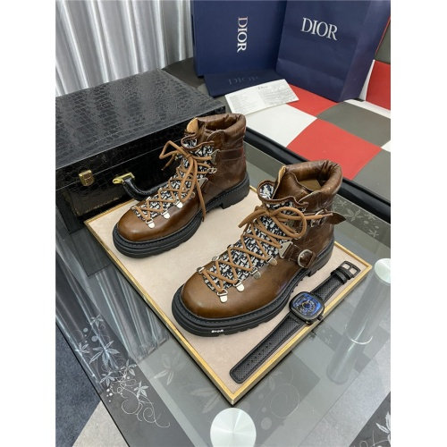 Christian Dior Boots For Men #895464