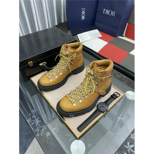 Christian Dior Boots For Men #895465