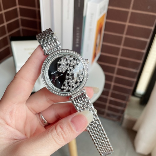 Cartier Watches For Women #895495 $29.00 USD, Wholesale Replica Cartier Watches
