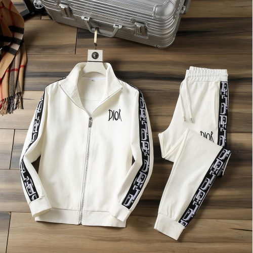 Christian Dior Tracksuits Long Sleeved For Men #895576