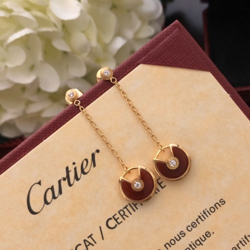 Cartier Earring #895615
