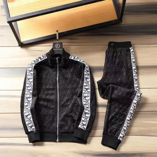 Christian Dior Tracksuits Long Sleeved For Men #895616
