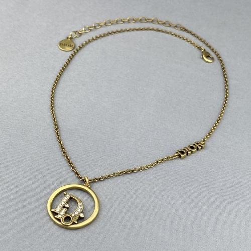Christian Dior Necklace #895640 $38.00 USD, Wholesale Replica Christian Dior Necklace