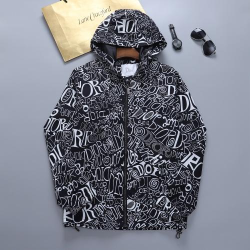 Christian Dior Jackets Long Sleeved For Men #895678