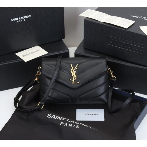 Yves Saint Laurent YSL AAA Messenger Bags For Women #895698