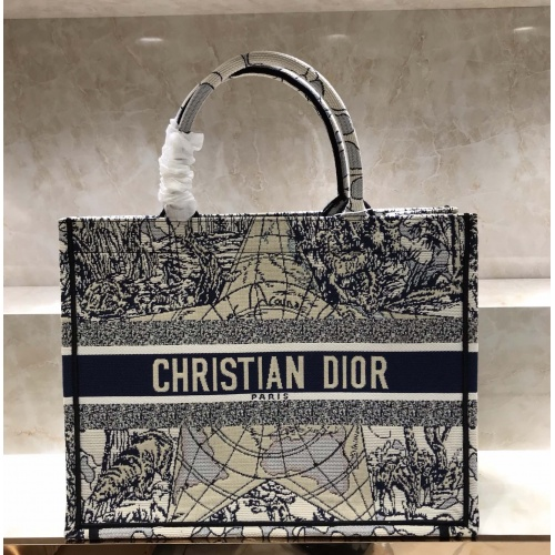 Christian Dior AAA Quality Tote-Handbags For Women #896018
