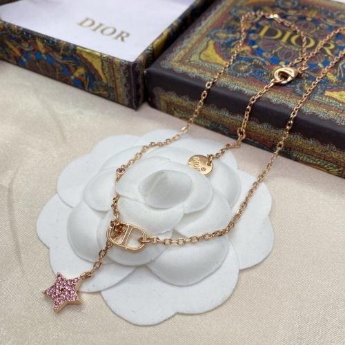 Christian Dior Necklace #896027 $29.00 USD, Wholesale Replica Christian Dior Necklace