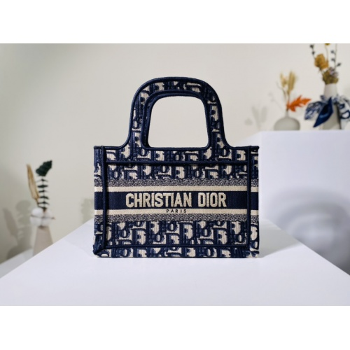 Christian Dior AAA Quality Tote-Handbags For Women #896043
