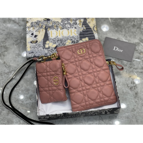 Christian Dior AAA Quality Wallets For Women #896061