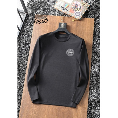 Versace T-Shirts Long Sleeved For Men #896113