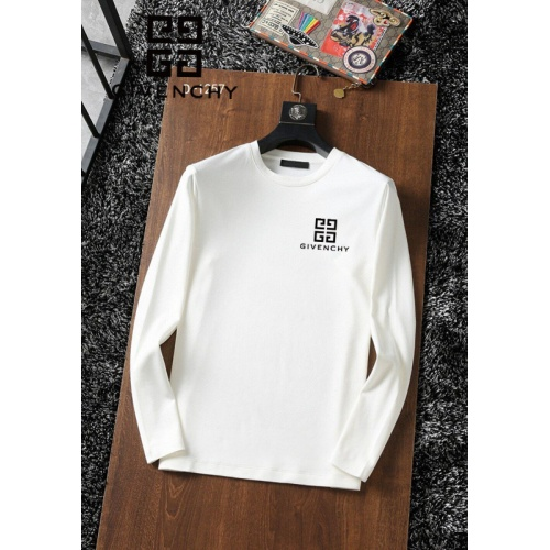 Givenchy T-Shirts Long Sleeved For Men #896126