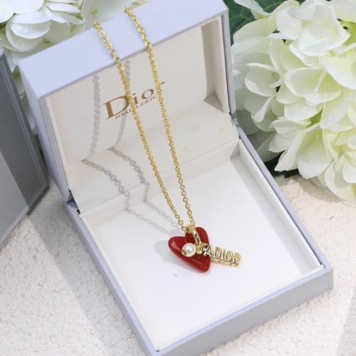 Christian Dior Necklace #896279 $34.00 USD, Wholesale Replica Christian Dior Necklace