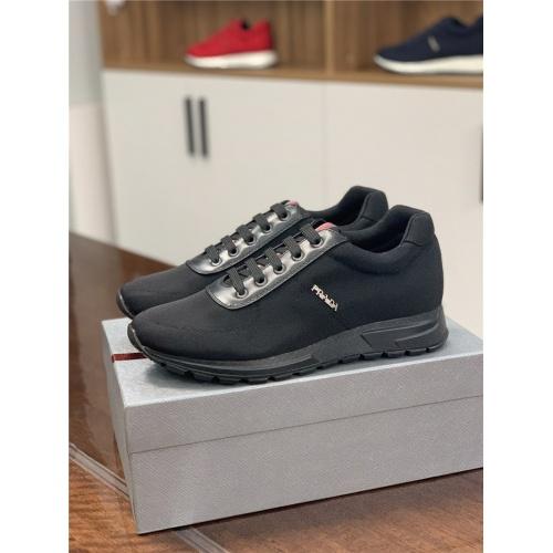 Prada Casual Shoes For Men #896355