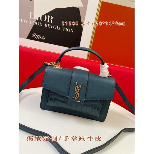 Yves Saint Laurent YSL AAA Messenger Bags For Women #896418