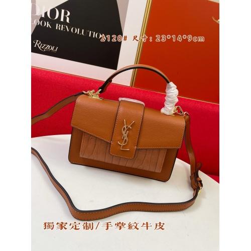Yves Saint Laurent YSL AAA Messenger Bags For Women #896420