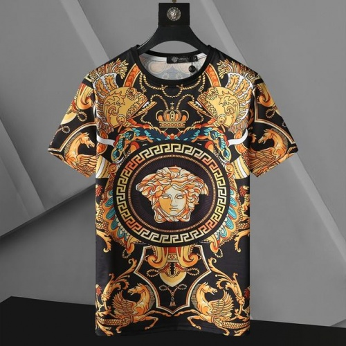 Versace T-Shirts Short Sleeved For Men #896530