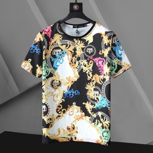 Versace T-Shirts Short Sleeved For Men #896535