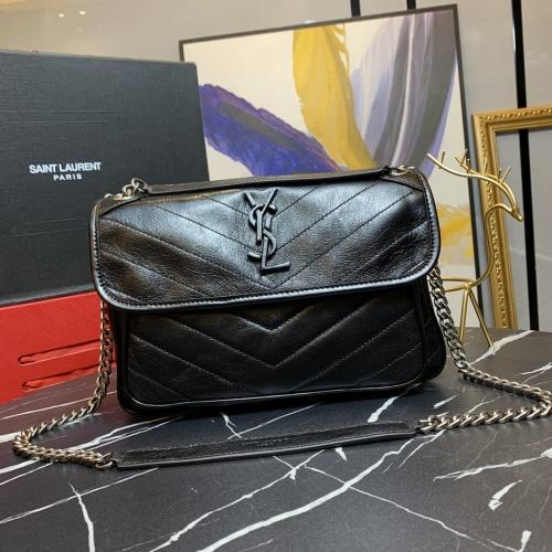Yves Saint Laurent YSL AAA Messenger Bags For Women #896707