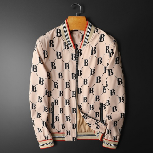 Burberry Jackets Long Sleeved For Men #897127