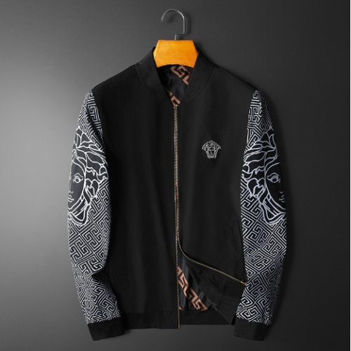 Versace Jackets Long Sleeved For Men #897135