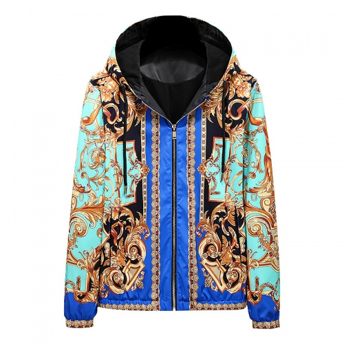 Versace Jackets Long Sleeved For Men #897216
