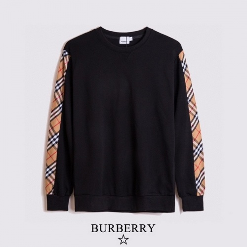Burberry Hoodies Long Sleeved For Men #897219