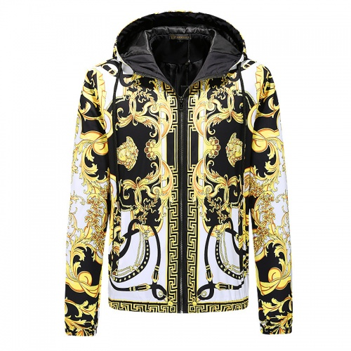 Versace Jackets Long Sleeved For Men #897225