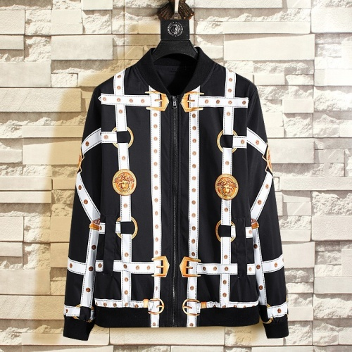 Versace Jackets Long Sleeved For Men #897227
