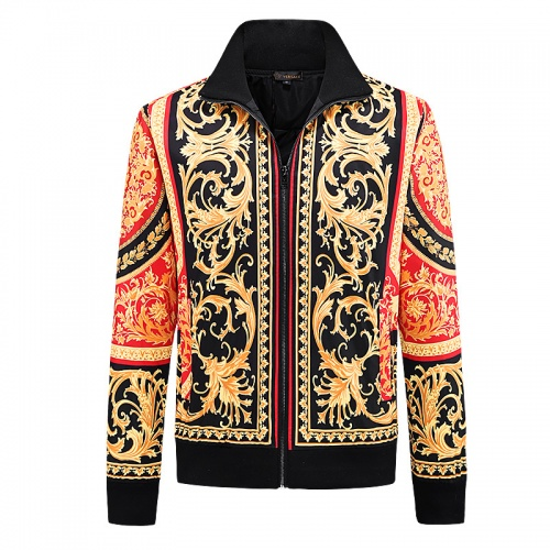 Versace Jackets Long Sleeved For Men #897229