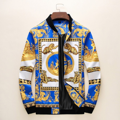 Versace Jackets Long Sleeved For Men #897231