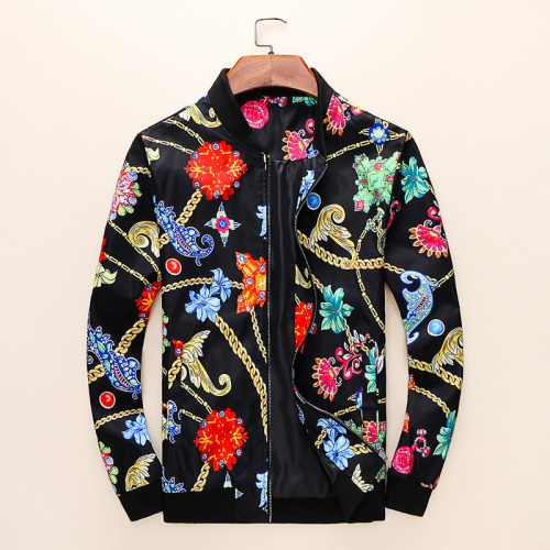 Versace Jackets Long Sleeved For Men #897232