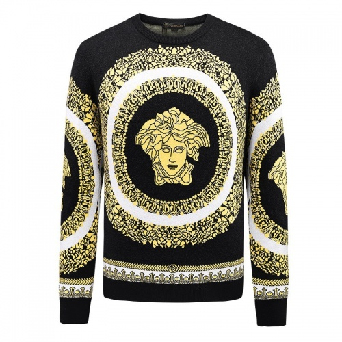 Versace Sweaters Long Sleeved For Men #897350