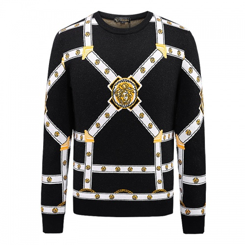 Versace Sweaters Long Sleeved For Men #897351