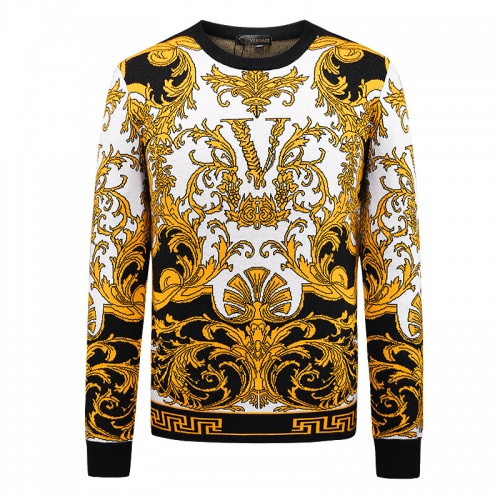 Versace Sweaters Long Sleeved For Men #897353
