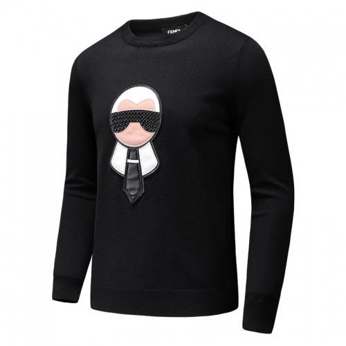 Fendi Sweaters Long Sleeved For Men #897357
