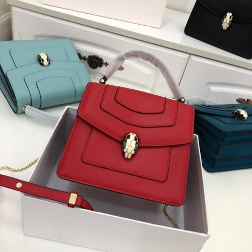 Bvlgari AAA Messenger Bags For Women #897576