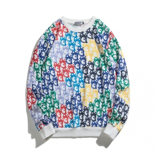 Christian Dior Hoodies Long Sleeved For Men #897683