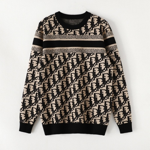 Christian Dior Sweaters Long Sleeved For Men #897712