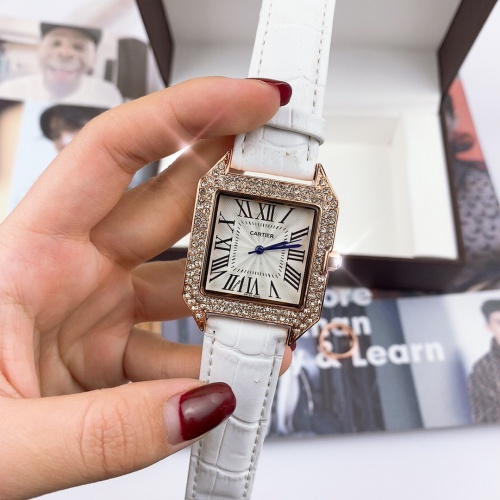 Replica Cartier Watches For Women #897721 $41.00 USD for Wholesale