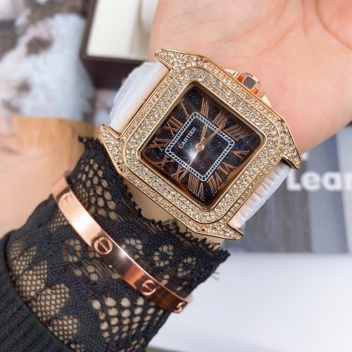 Replica Cartier Watches For Women #897722 $41.00 USD for Wholesale