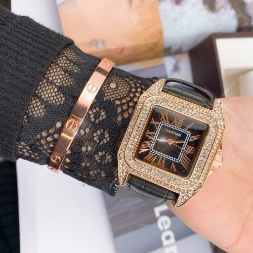 Replica Cartier Watches For Women #897723 $41.00 USD for Wholesale