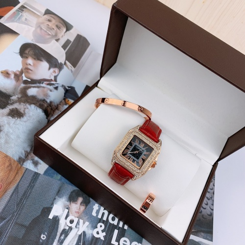 Replica Cartier Watches For Women #897724 $41.00 USD for Wholesale