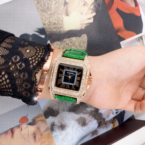 Replica Cartier Watches For Women #897725 $41.00 USD for Wholesale