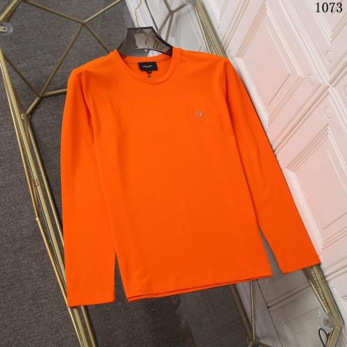 Hermes T-Shirts Long Sleeved For Men #897746