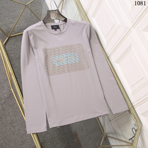 Christian Dior T-Shirts Long Sleeved For Men #897770