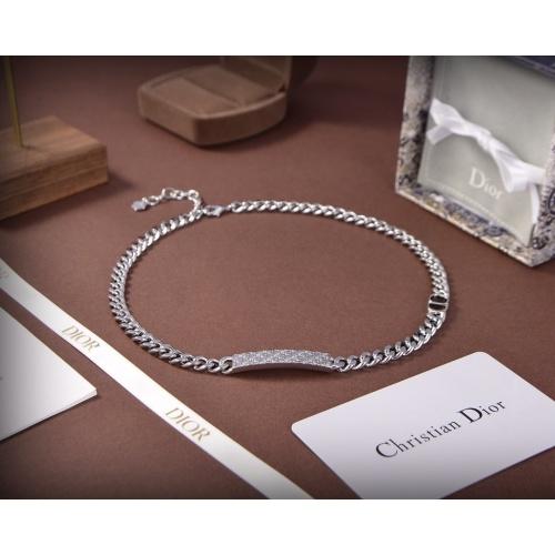 Christian Dior Necklace #897940 $32.00 USD, Wholesale Replica Christian Dior Necklace