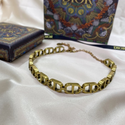 Christian Dior Necklace #897943 $34.00 USD, Wholesale Replica Christian Dior Necklace