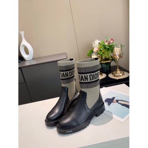 Christian Dior Boots For Women #898018