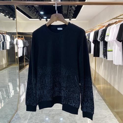 Christian Dior Hoodies Long Sleeved For Men #898080