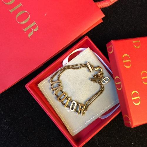 Christian Dior Necklace #898330 $32.00 USD, Wholesale Replica Christian Dior Necklace